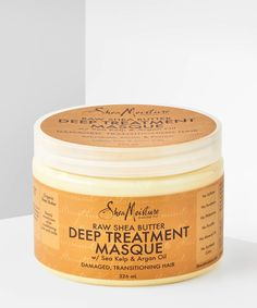 Shea Moisture Raw Shea Butter Deep Treatment Masque at BEAUTY BAY