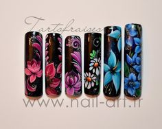 Tartofraises - my all time favourite nail artist and nail art photographer and inspiration!