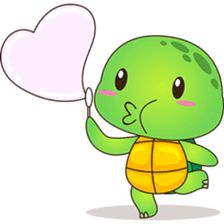 Pura is adorable little turtle. He is so cool, cute with funny laugh and smile. This is the version of the funny turtle, Pura ! Funny Turtle, Unicorn Painting, Crafts For Kids, Arts And Crafts, Tortoise Turtle, Cute Turtles, Line Store, Line Sticker, Funny Laugh