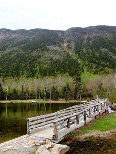 White Mountains Portland dans le Maine (USA) est l'endroit le plus proche de la mer lorsqu'on vit à Montréal. Homard, balade sur les quais et les ruelles et visites.