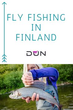 Finland is a small country of million residents and thousands of lakes, located next to Sweden in Scandinavia. Our beautiful country has a lot of potential for fly fishing across the country, since the waters are easily reached. Destin Fishing, Fishing Trips, Finland Destinations, Travel Destinations, Fly Fishing Magazine, Lakes, Sweden, Diy Projects, Adventure