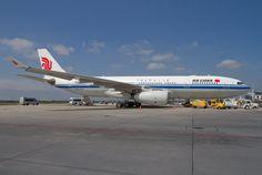 #Air #China #Airbus A330-243 | #gdansk #EPGD #Airport