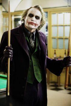 The Joker - El caballero oscuro