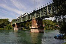 Rheinbrücke Waldshut-Koblenz