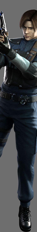 Resident Evil - Leon Scott Kennedy