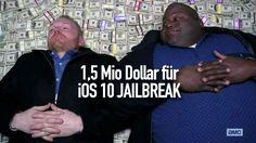 """iOS 10 Jailbreak jetzt 1,5 Millionen Dollar wert - https://apfeleimer.de/2016/09/ios-10-jailbreak-jetzt-15-millionen-dollar-wert - Das IT-Sicherheitsunternehmen Zerodium bietet nun 1,5 Millionen Dollar für einen Remote Jailbreak von iOS 10. Zuvor waren 500000 Dollar Preisgeld für entsprechende Exploits die zum """"entfernten iOS Jailbreak"""" führen ausgeschrieben. Auch an Exploits für die Android Plattform ist Zer..."""