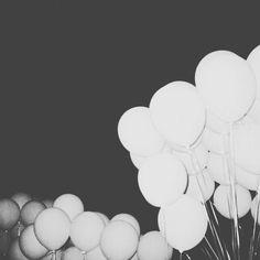 Inspiring Image Balloons Black Night Party Whit