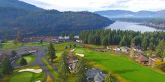 Unlimited golf!  Community beach and dock, and MORE!  Splendid north Idaho lifestyle in Twin Lakes Golf Village. Enjoy unlimited golf for two and year around resort living in a spectacular setting on the shores of Twin Lakes.  Clubhouse with a private swimming pool, restaurant, and tennis, playground and a sandy beach with boat docks makes everyday a vacation!  This is a beautifully appointed contractor's own home full of construction upgrades and fine interior finishes.  Home is perfectly…