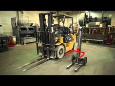 Magliner LiftPlus® in Manufacturing - YouTube