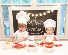 Kid's Pizza Making Night