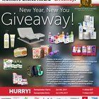 Win $1,000 of health
