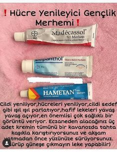 Your skin, although you might not believe it, is an organ. Just like any other organ you should always try to have a healthy one. Healthy skin isn't just excellent for your self-esteem but also for… Diy Beauty, Beauty Skin, Beauty Hacks, Learn Turkish Language, Facial Yoga, Centella, Homemade Skin Care, Young And Beautiful, Transformation Body