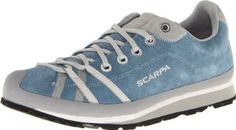 Scarpa Women's Caipirinha WMN Shoe,Dusty Blue,41.5 EU/9.5 M US Scarpa. $99.00