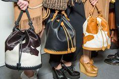 2015 2016 Sonbahar-Kış Ayakkabı ve Çanta Trendleri - Ayakkabılar Çantalar Manşet Moda