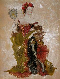 FANNY HILL - costume design by Gregg Barnes