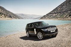 2013 Range Rover Land Rover