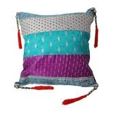 Cushion Covers   Recycled Gifts   Fair Trade Homewares Recycled Patchwork Sari $19.95 To place an order for thiis beautiful cushion cover, click on the link below http://www.oxfamshop.org.au/homedecor/cushion-covers #oxfamshop #fairtrade #shopping #homedecor #cushioncovers