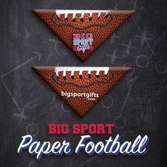 Paper Football Blog