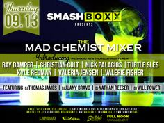 SMASHBOXX Ultra Club – THURSDAY Night Dance Party – 09.13.2012