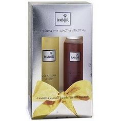 BABOR - Hy-Oil + Phytoactive Combination Jubilee Set by Babor. $49.95. What could be mare refreshing than the wonderful feeling of skin that can breath freely? BABOR's unique bi-phase cleansing system pampers your complexion morning and night with its gentle, but thorough, deep pore action.