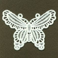FSL Decorative Butterfly 8 - 4x4 | What's New | Machine Embroidery Designs | SWAKembroidery.com Ace Points Embroidery