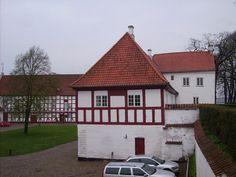 Aalborg Slot, tidligere kongeligt slot. Denmark Aalborg, Castles, Slot, Houses, Cabin, Mansions, House Styles, Home Decor, Homes