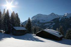 Winterwandern am Kristberg, der Genießerberg im Montafon.