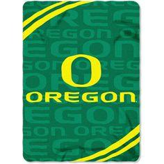 NCAA Oregon Ducks Fleece Blanket