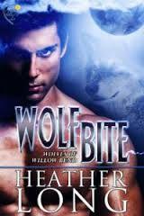 Seductive New Wolf Series