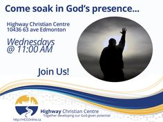 Soaking in the presence of God - Highway Christian Centre Check It Out, Wednesday, The Past, Christian, God, Explore, Movie Posters, Dios, Film Poster