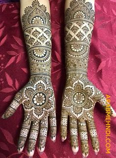 50 Most beautiful Front Hand Mehndi Design (Front Hand Henna Design) that you can apply on your Beautiful Hands and Body in daily life. Indian Henna Designs, Latest Bridal Mehndi Designs, Full Hand Mehndi Designs, Engagement Mehndi Designs, Henna Art Designs, Mehndi Designs 2018, Mehndi Designs For Girls, Modern Mehndi Designs, Mehndi Design Pictures