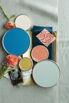 Artful Nature palette featured in the September issue of Better Homes and Gardens