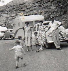 Caravan/camping holidays in days past. Caravan Parks on Yorke Peninsula Vintage Caravans, Vintage Trailers, Camping Guide, Camping Checklist, Caravan Parks, Camping Holidays, Holden Australia, Teardrop Camper Trailer, Australian Icons