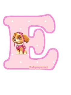 Continuamos compartiendo las más lindas letras de Paw Patrol o Patrulla Canina, otorgándote la posibilidad de descargar todo el abecedario de Skye, o simplemente optar por obtener las letras que pr… Paw Patrol Party Invitations, Paw Patrol Party Decorations, Paw Patrol Birthday Girl, Sky Paw Patrol, Dog Themed Parties, Cumple Paw Patrol, Imagenes My Little Pony, Baby Party, Finding Nemo
