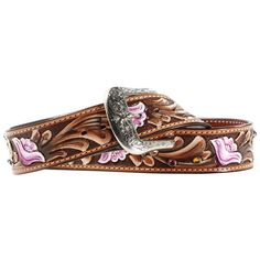 Ariat Chloe Western Belt Leather Womens Brand New | eBay