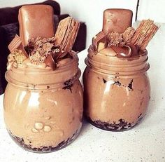 tim tam milkshake pot