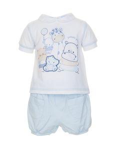 Prenatal - Moda Baby: abbigliamento da 0 ai 30 mesi per il tuo bambino, bimbo, bebè - Completi - Prenatal - Completo in piquet