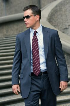 Matt Damon was cast as Sgt. Sullivan in The Departed because Martin Scorsese knew that his audience would love seeing him get punched in the face multiple times and shot in the head so much so that he would win his first Oscar. Matt Damon Jason Bourne, Saving Private Ryan, Interview, The Departed, Top Film, Punch In The Face, British Academy Film Awards, Martin Scorsese, Ex Husbands