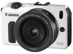 Canon EOS M / EF-M 22mm F2 STM