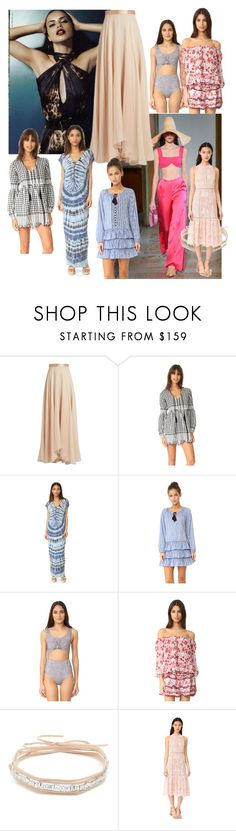 """""""Clear Style, careless, attractive!"""" by lalu-papa ❤ liked on Polyvore featuring Blumarine, Lanvin, Hello Parry, Raquel Allegra, Misa, Beth Richards, Poupette St Barth, Amber Sceats and Rebecca Taylor"""