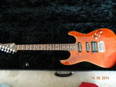 Tom Anderson 2005A Hollow Drop Top with switcharoo and hard case #TomAnderson