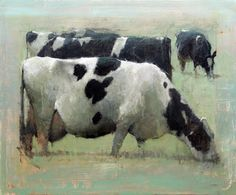 'New cow' - by Michael Workman