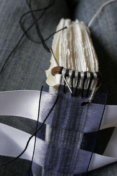 How to sew a headband by Pied Crow Press