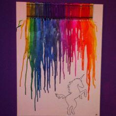 "Crayon Art ""Fabulous"""