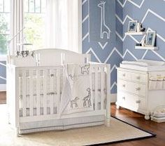 Baby Boy Room Themes And Ideas | Pottery Barn Kids