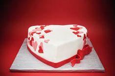 Výsledek obrázku pro srdíčkový dort