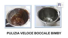 PULIZIA-RAPIDA-BIMBY Dog Bowls, Food, Chart, Eten, Meals, Diet