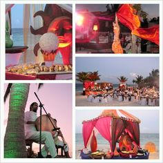 1001 Nights Show at Excellence Playa Mujeres