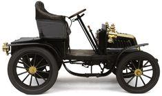 1901 DARRACQ 8-HP TWO-SEATER