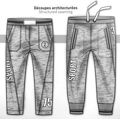 joggings pants - uni style